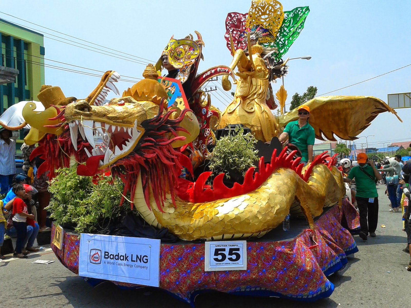 Bontang City Carnival