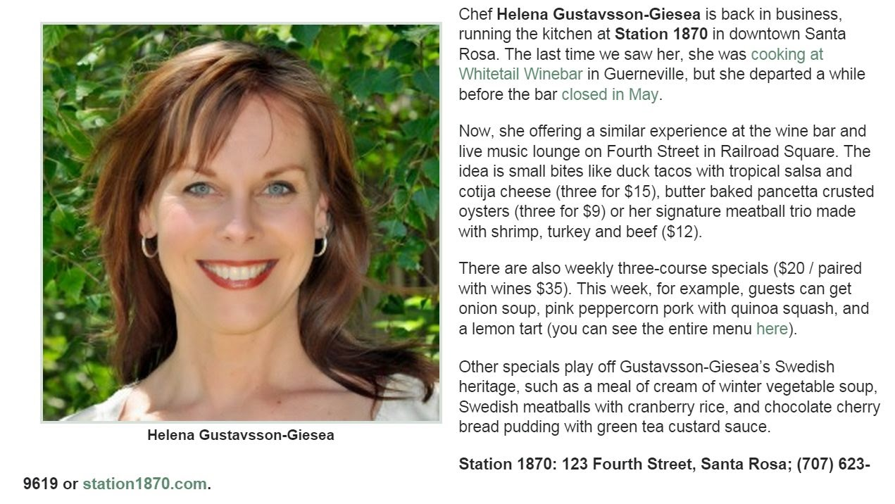 Welcome to Helena\'s Kitchen