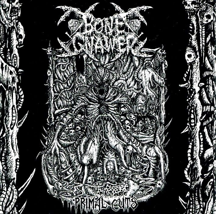 BONE GNAWER PRIMAL CUTS CD