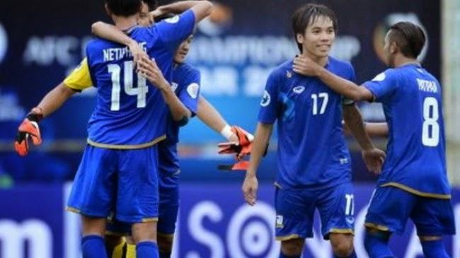 U19 Thái Lan gây bất ngờ ở VCKU19 Châu Á