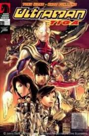 Ultraman Tiga Manga