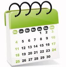 Calendari Competició COUP 2019