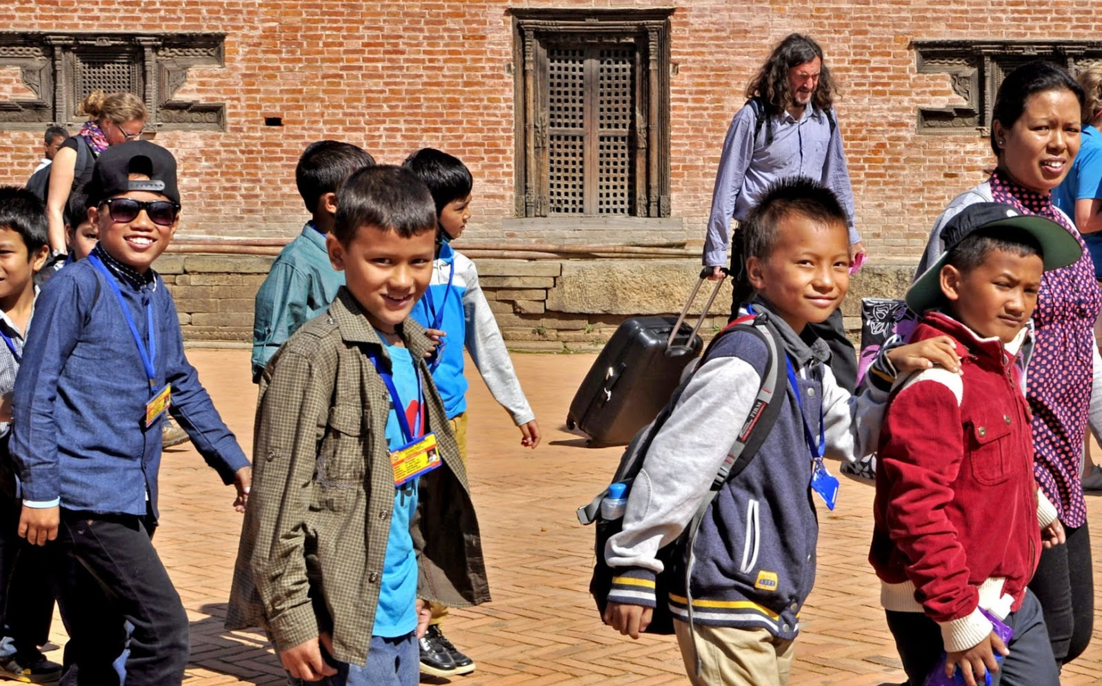 Humans of Bhaktapur