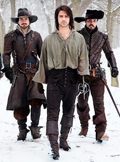 The Musketeers (2014) Temporada 1