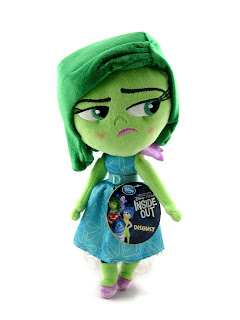 inside out plush disgust