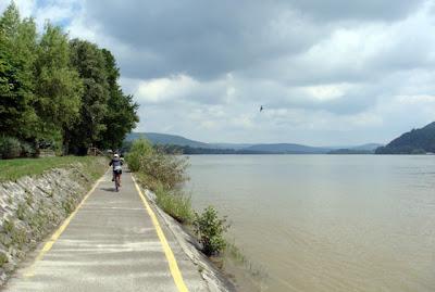 Danubio 2012 (carril inundable)