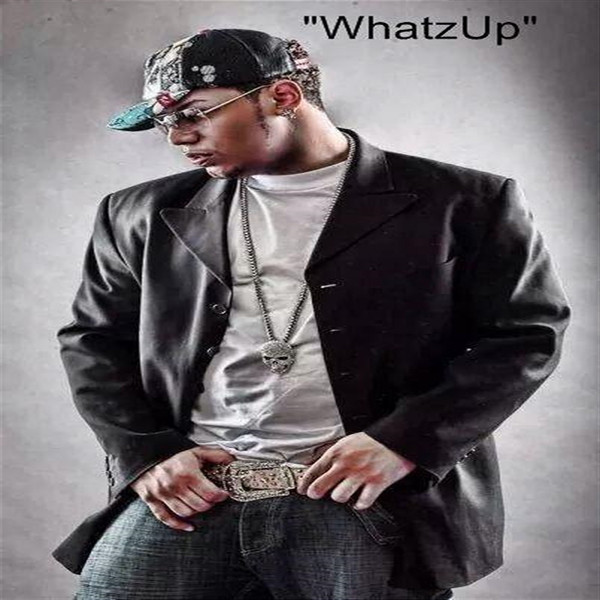 Oshy - Whatz up (feat. Ron Browz) - Single Cover