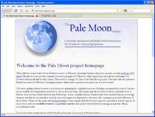 متصفح pale moon للكمبيوتر اخر اصدار 2015