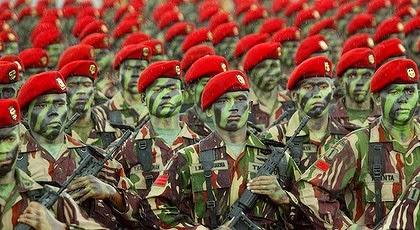 Anggota TNI Terbaru