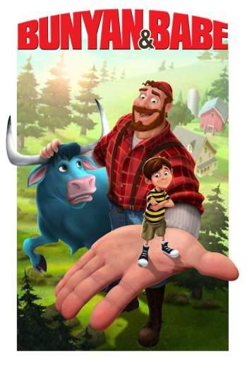 Bunyan e Babe: Os Amigos da Floresta Torrent - WEB-DL 720p/1080p Dual Áudio