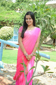 Samskruthi photo shoot in saree-thumbnail-12