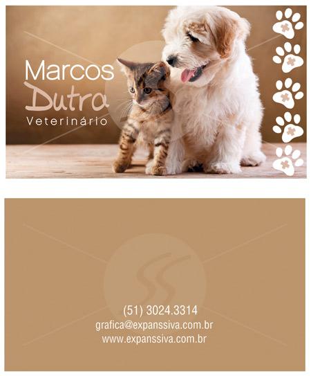 cartoes de visita veterinarios 05 - 15 lindos Cartões de Visita de Veterinários