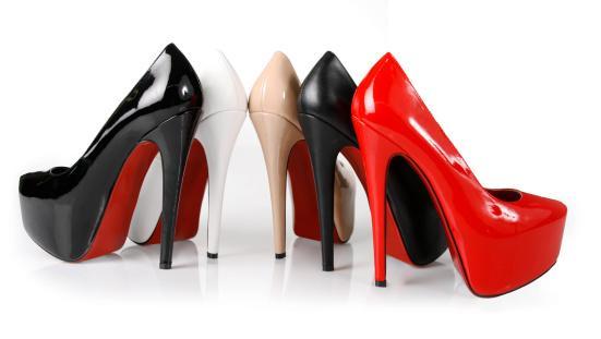 الكعب العالي .. أسرع حل لإخفاء الوزن الزائد - احذية - high heels shoes