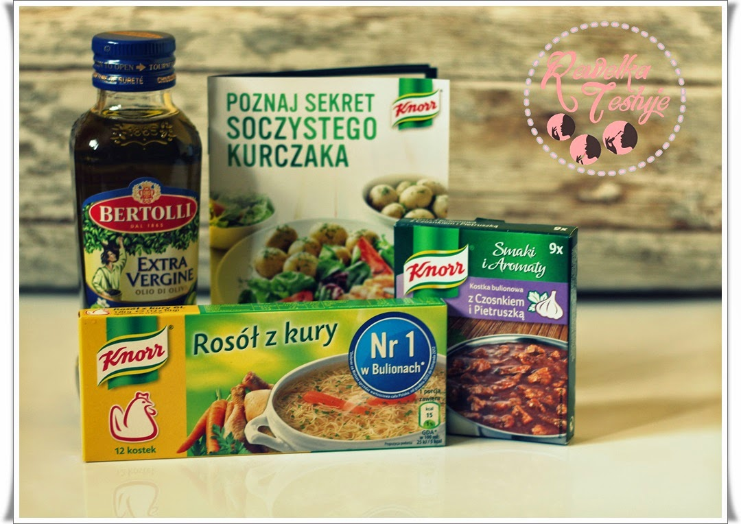 Testuję z Knorrem oraz portalem Uroda i zdrowie