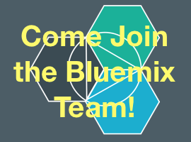 Bluemix Careers
