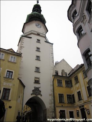 casco viejo bratislava