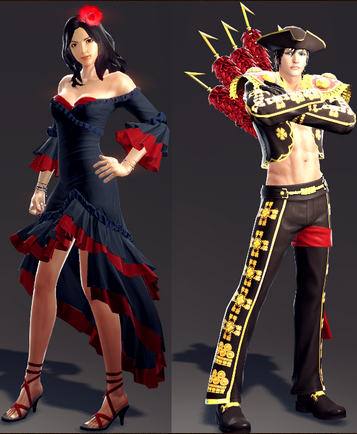 Flamenco and Matador