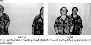 Совет 33. Если делаете групповой портрет, необходимо разместить людей достаточно близко.