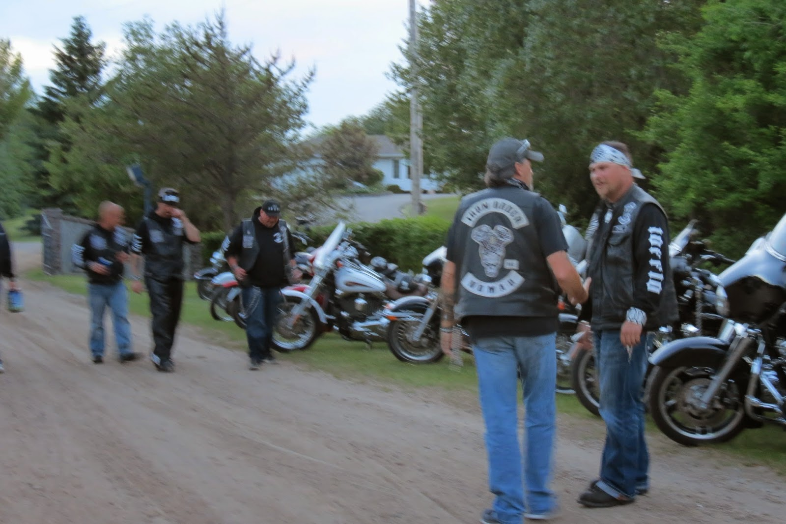 94 Washington State Outlaw Motorcycle Clubs Biker At