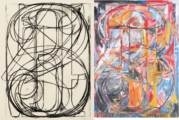 In My Shoes: Jasper Johns: 0-9 for kids