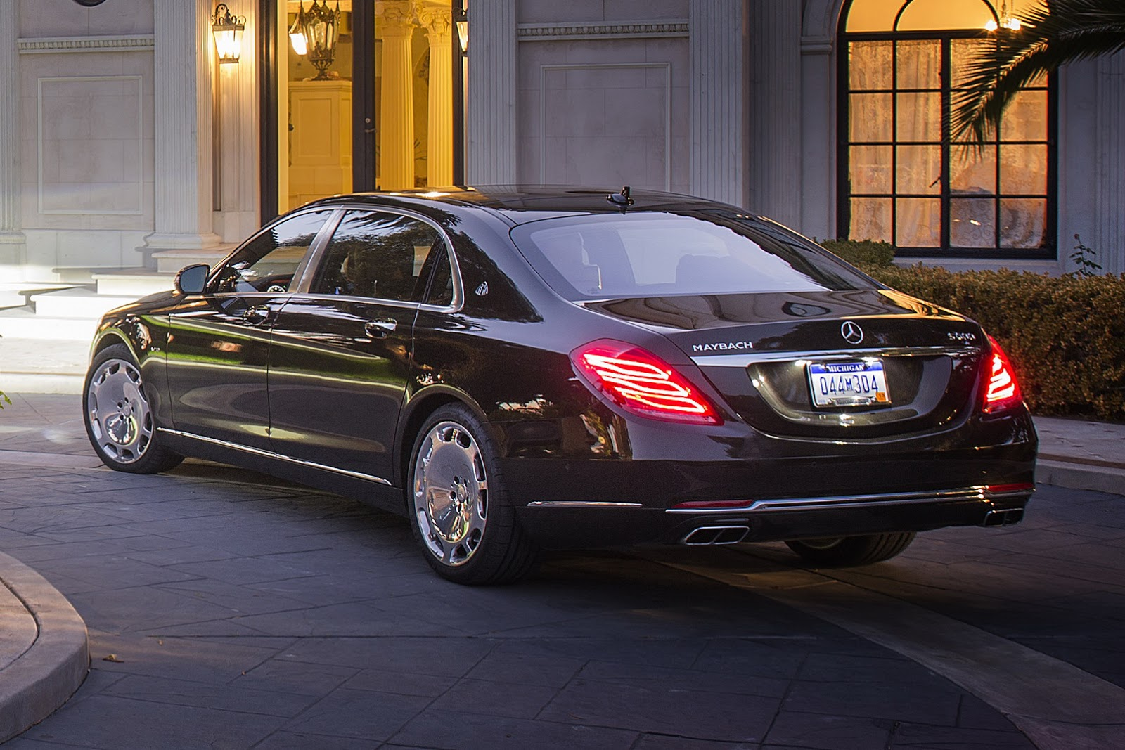 Image gallery mercedes maybach for 2017 mercedes benz s600