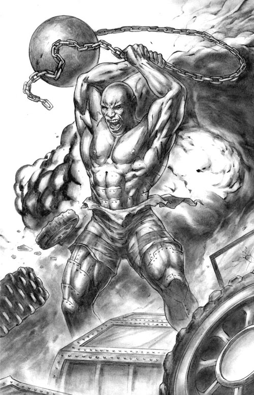 Absorbing Man (Marvel Comics) Character Review - 2