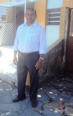 Pastor João Felipe