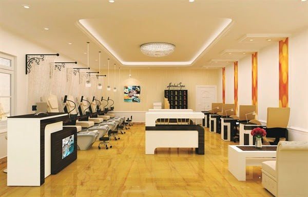 Nail salon designs nail spa sleek stylish salon furnishing nail spa sleek stylish salon furnishing prinsesfo Choice Image