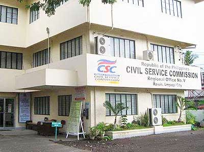 Civil Service Commission Bicol