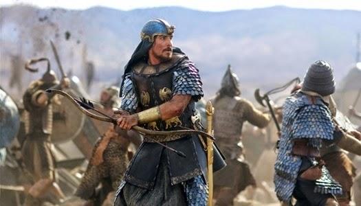 """Critican película """"Éxodo"""" por ser anti bíblica"""