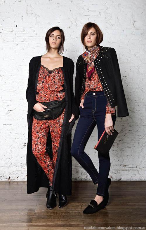 Maria Cher moda otoño invierno 2013