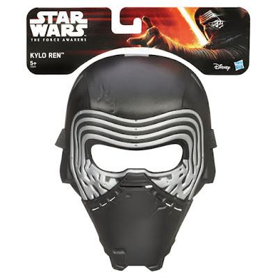 TOYS : JUGUETES - STAR WARS 7  Kylo Ren | Máscara - Mask Episodio 7 El Despertar de la Fuerza Episode 7 The Force Awakens Producto Oficial Película Disney 2015 | Hasbro B3224 | A partir de 5 años Comprar en Amazon España & buy Amazon USA