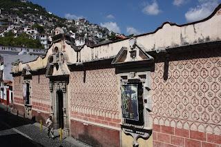 Fachada Taxco