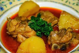 Resep Membuat Kare Ayam Pedas Gurih