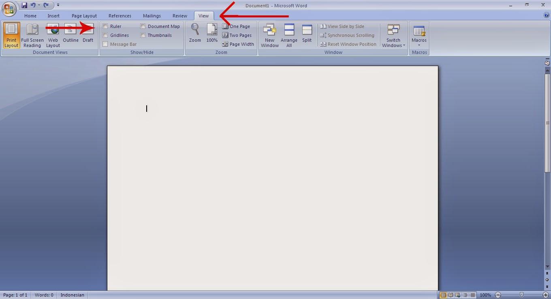 Cara Membuat Daftar Isi Dengan Mudah Dan Tepat