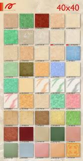 model keramik menurut ukuran,warna dan motifnya dari merk keramik