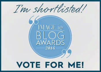 I was a finalist in the Image Blog Awards 2014 & the Irish Beauty Blog Awards 2015!