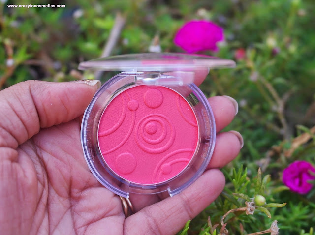 Essence Cosmetics Blush in Cheery on the top