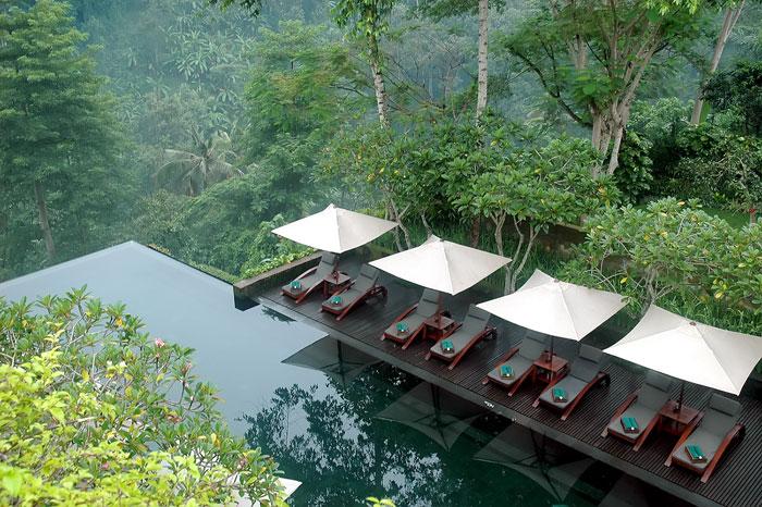 Diseño de Interiores & Arquitectura: Maya Ubud Resort, un Paraiso ...