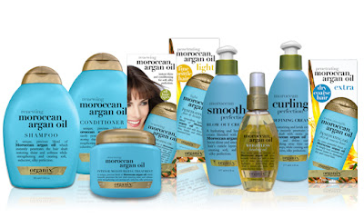 organix+argan+oil+hair+collection Organix Moroccan Argan Oil Collection