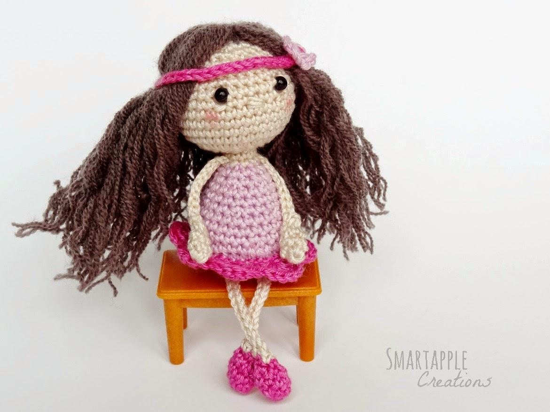 Tiny Amigurumi Crochet Patterns : Smartapple Creations - amigurumi and crochet: Tiny ...