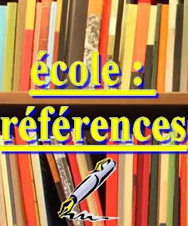 Blog &eacute;cole : r&eacute;f&eacute;rences