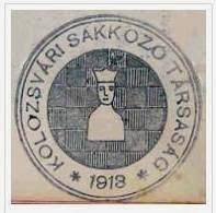 Escudo del Club Ajedrez de Cluj