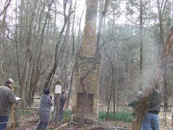 Ben Brady house site