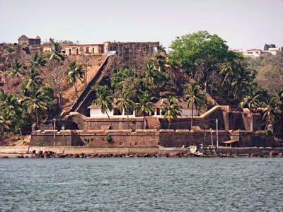 Reis Magos Fort Goa