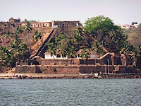 The Reis Magos Fort Goa