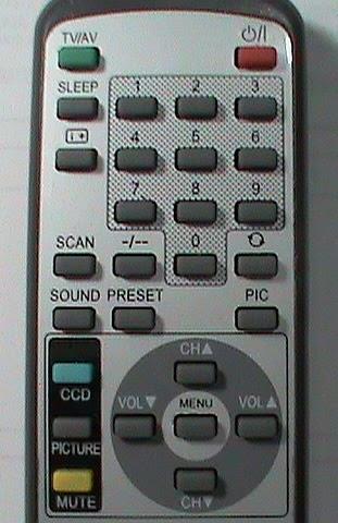 El rinc n de soluciones tv mitsui mtv 3405pf c mo for Como quitar las llaves dela regadera