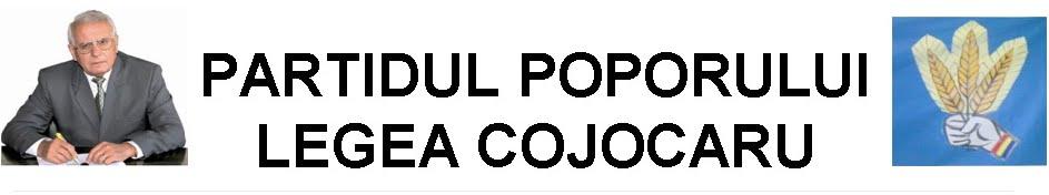 Partidul Poporului - Legea Cojocaru