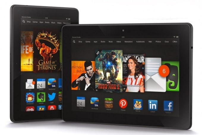 Analisis kindle fire HDX - comprar