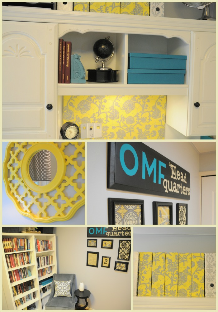 OMF Headquarters: The BIG reveal of my office | Organizing Made Fun ...
